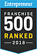 Franchise 500 Rank