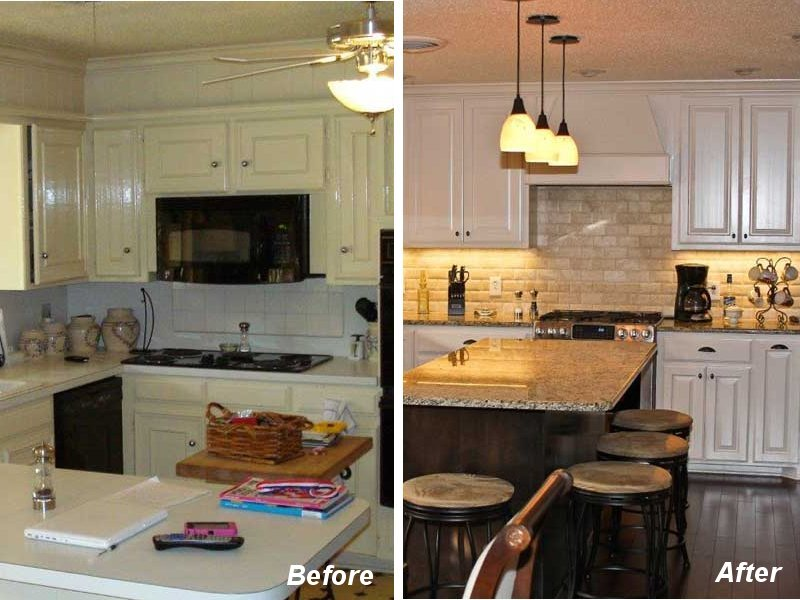DreamMaker Franchise - Before and After