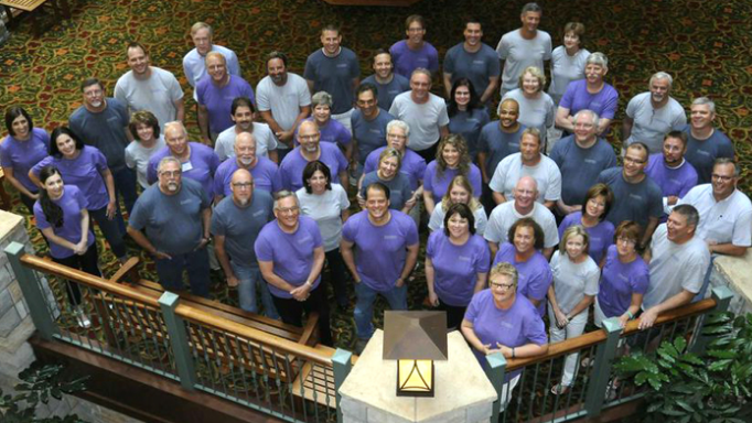 DreamMaker franchisees gathered in Branson, Missouri, in June for the company's annual reunion. The new software was one of pieces of headline news at the event.