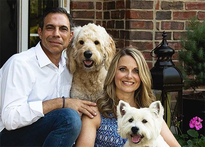 Charlotte, NC, DreamMaker franchisees Rick and Heidi Brausch.