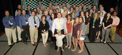 DreamMaker Franchisees and their families