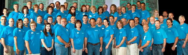 DreamMaker Bath & Kitchen franchisees gather for our 2013 Reunion. One of the best ways to grow your remodeling business is to become part of a bigger team.