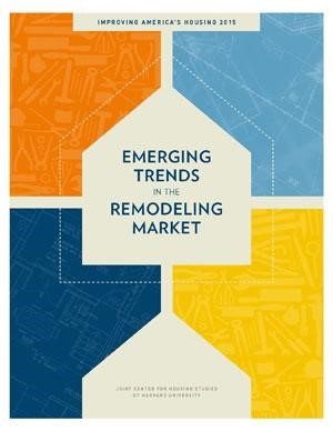 Emerging Trends in the Remodeling Market