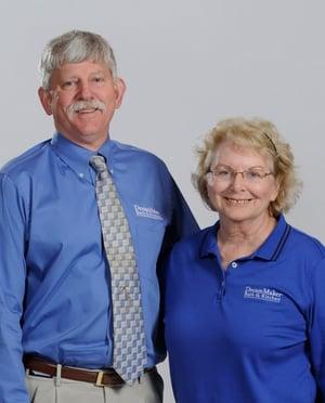 Glen and Denise Borkowski