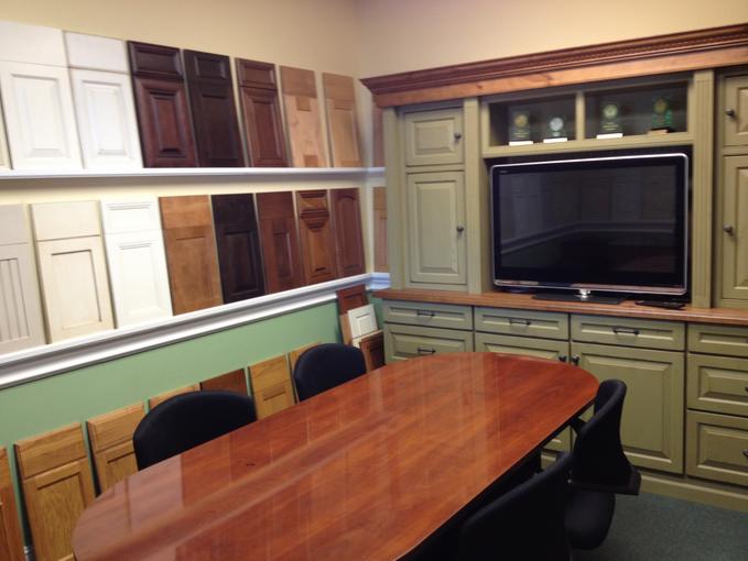 A look inside Ed Gribben's DreamMaker Design Center.