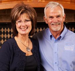 Patty and Everett Gray