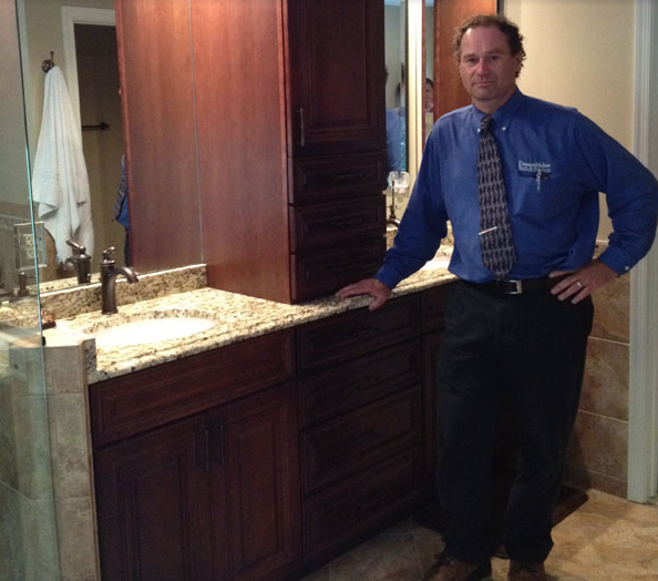Steve Everett has seen his margins and quality of life improve since converting his remodeling business into a DreamMaker franchise in 2007. You can find his story on our blog.