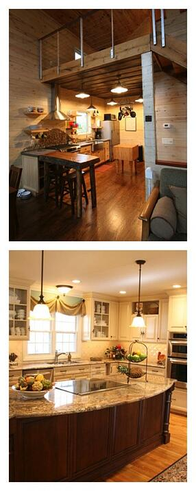 One of the things that sets DreamMaker Bath & Kitchen apart from competitors is that our designs are not cookie cutter. We listen carefully to our customers and create custom designs meant to bring their dreams to life — as these two kitchens designed by Erik Anderson and Tracy Moore demonstrate.